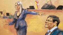 El Chapo pagó por sexo con niñas, según documentos judiciales que él niega