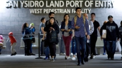 San Diego demandará al Gobierno por desproteger a familias que buscan asilo