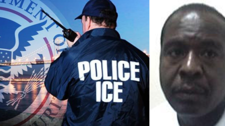 Capturan a uno de los extranjeros más buscados por ICE