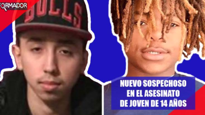 Nuevo sospechoso en el asesinato de joven de 14 años