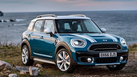 Mini Cooper S E Countryman All4. ¿Necesita mini este hibrido?
