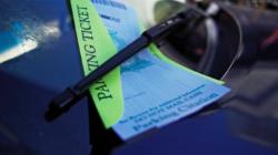 Anuncian programa de exención de multas de tránsito