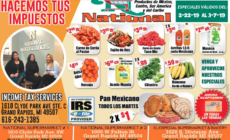 ESPECIALES DE NATIONAL SUPERMARKET