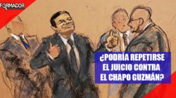 """Revelan que el jurado rompió las reglas del juez en el caso del """"Chapo Guzmán"""""""