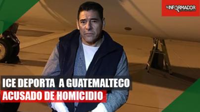 ICE deporta a latino acusado de homicidio