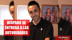 Claudio Estrada Jr. se entrega a las autoridades