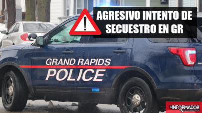 Agresivo intento de secuestro en GR