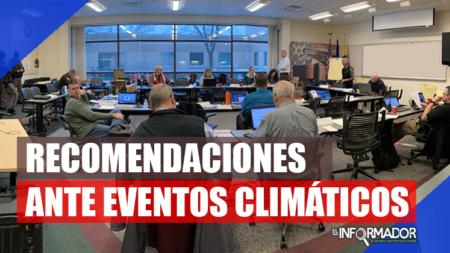 KCEM actualiza protocolos  en tormentas invernales