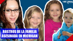 ROSTROS DE LA FAMILIA ASESINADA EN MICHIGAN