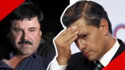 """""""Chapo"""" Guzmán: ¡Tiembla Peña Nieto, tiembla!"""