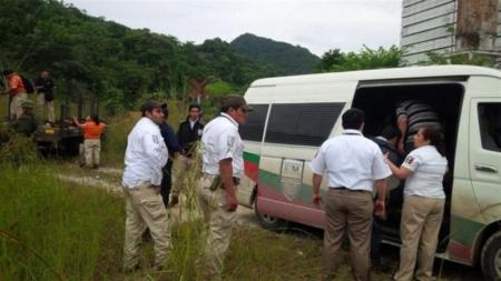 Comisión ve ineficaces los esfuerzos contra secuestros de migrantes en México