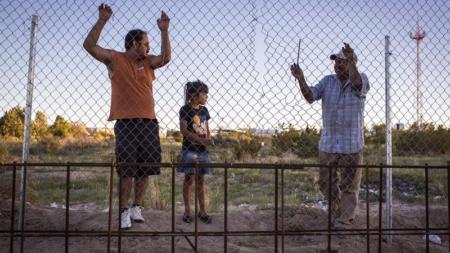 Inmigrantes que esperaron en México tuvieron sus primeras audiencias de asilo