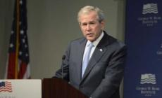 """George W. Bush afirma que """"la inmigración es una bendición y una fortaleza"""""""