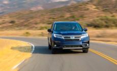 2019 Honda Pilot, refrescado y relevante.