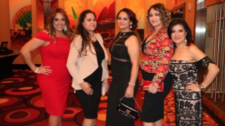 Gala de premios de la Cámara Hispana 2019