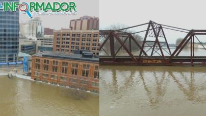 CUIDADO: Alerta de inundación para varios condados