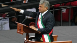 AMLO primer lugar como mejor presidente del mundo (y de la historia).