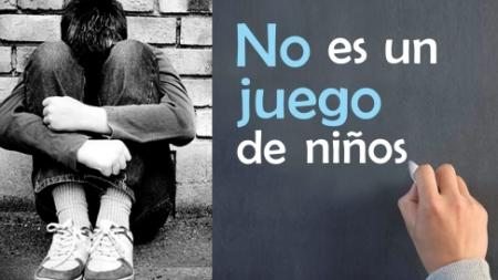 """Luchemos contra el """"bullying"""""""