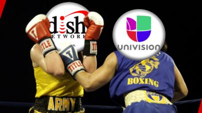 Termina la agria batalla entre DISH y Univision
