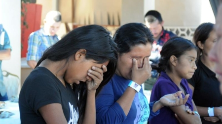 """Inmigrantes al llegar a EE. UU.: """"Si hubiera sabido esto, no vengo"""""""