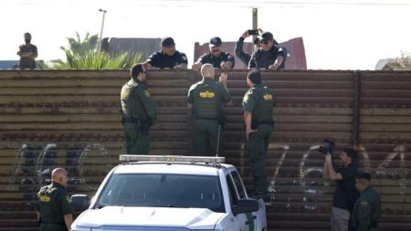 Los arrestos en la frontera con México marcaron récords en marzo