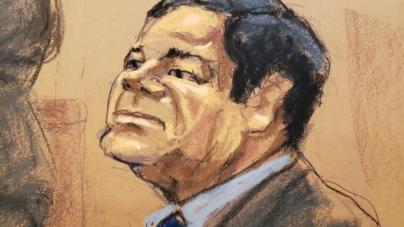 La Fiscalía de EE.UU. rechaza la solicitud del Chapo de repetir el juicio