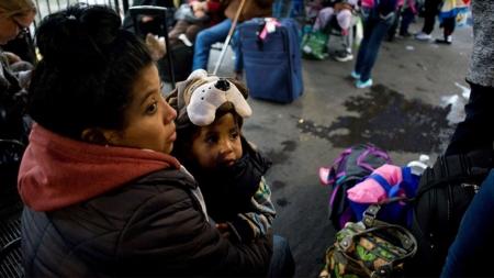 Trump niega que planee volver a separar a familias inmigrantes en la frontera