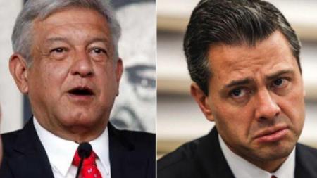 AMLO es mejor presidente y supera a Peña Nieto