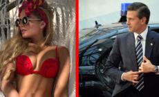 Peña Nieto derrocha miles de dólares en una cena con su novia