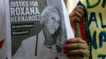 Transgénero en custodia de ICE murió por el SIDA, según una tercera autopsia