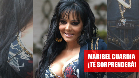 Maribel Guardia así luce su figura en la playa