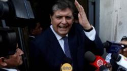 Expresidente peruano se suicida para no ser arrestado en caso de corrupción