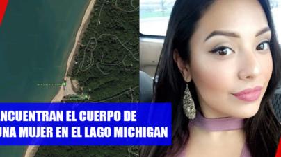 Encuentran el cuerpo de una mujer en el lago Michigan