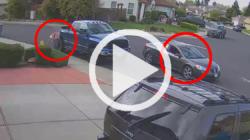 VIDEO: Niña es perseguida por conductor sospechoso