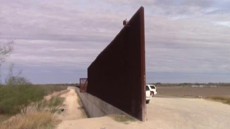 Trump apelará orden judicial sobre muro que abrió esperanzas a activistas