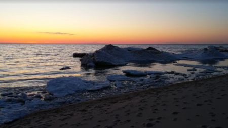 Lago Michigan presentará aumentos en sus niveles de agua