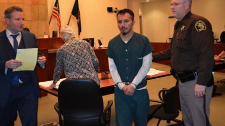 Hispano acusado de abuso de menores espera juicio