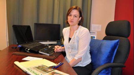 Meghan Moore: Abogada de inmigración en Avanti Law Group, PLLC