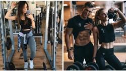 Un estudio reveló que tomarse selfies mientras haces ejercicio es un problema mental