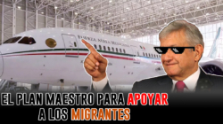 AMLO PRESENTA PLAN PARA FINANCIAR A MIGRANTES