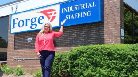 ¿Buscas trabajo?: Forge Industrial Staffing tiene lo que necesitas