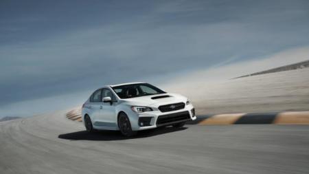 Subaru WRX: Crudeza, velocidad y adrenalina.
