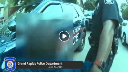 POLICIA DE GRAND RAPIDS HABLA SOBRE EL POLÉMICO ARRESTO DE UNA MENOR DE 12 AÑOS