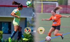 A una semana del encuentro esperado América femenil vs Detroit Sun FC