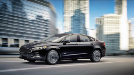 Ford Fusion: Otro que muerde el polvo… ¿O no?
