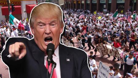 Gobierno anunció que deportará a millones de indocumentados