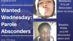Buscan a dos delincuentes en Grand Rapids