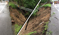 Kalamazoo cierra carreteras por lluvias