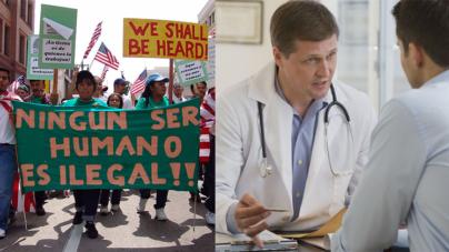 Primer estado en EE.UU. que sufragará servicio de salud a indocumentados