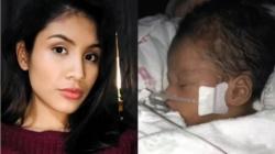 Bebe de Marlen Ochoa después de luchar por su vida fallece este viernes